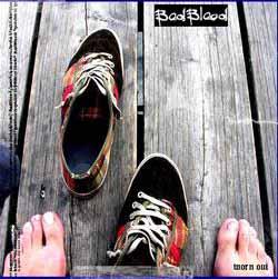 bad blood-worn out 3 - fanzine