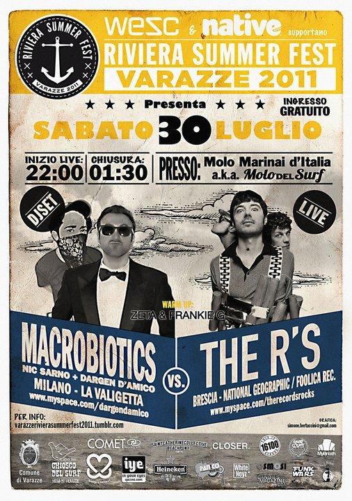 RIVIERA SUMMER FEST 30 LUGLIO 4 - fanzine