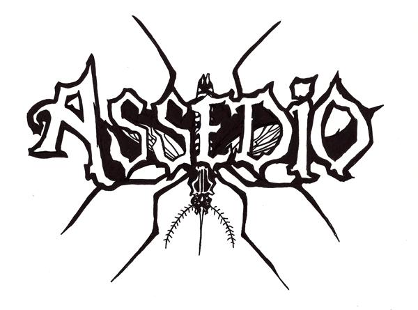 ASSEDIO-CRUEL REVENGE SPLIT 4 - fanzine