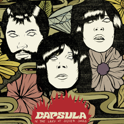 CAPSULA-IN THE LAND OF SILVER SOULS 3 - fanzine