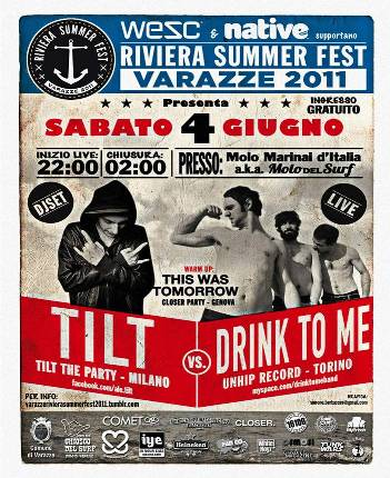 Riviera Summerfest  2011 4 giugno