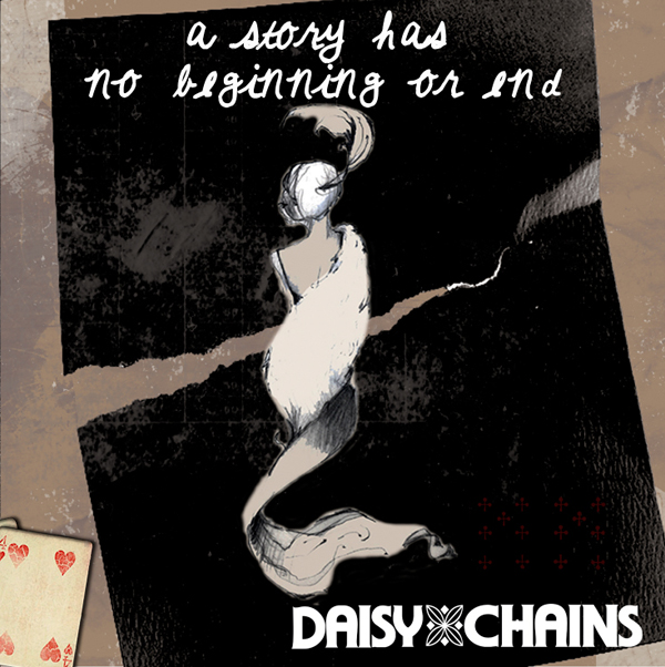 DAISY CHAINS-A STORY HAS NO BEGINNING OR END 3 - fanzine