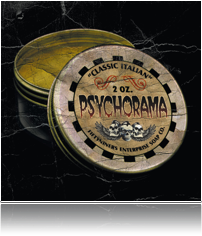 Fiftyniners-Psychorama 3 - fanzine