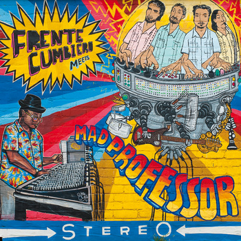 FRENTE CUMBIERO-MEETS DUB PROFESSOR 4 - fanzine