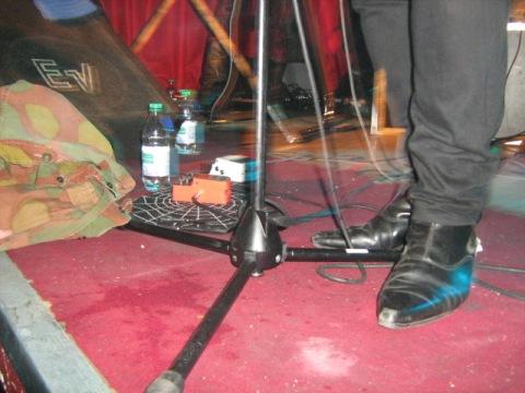 fuzztones live roma 2011