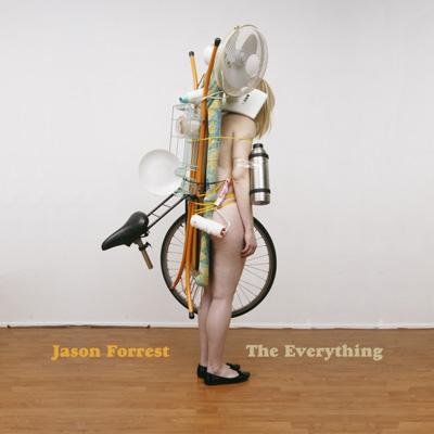 JASON FORREST-The Everything 4 - fanzine