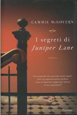 CAMMIE MCGOVERN-I SEGRETI DI JUNIPER LANE 4 - fanzine