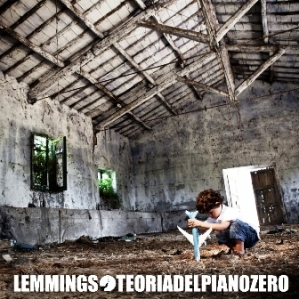 LEMMINGS-TEORIA DEL PIANO ZERO 4 - fanzine