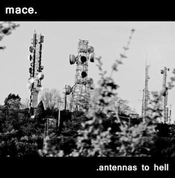 Mace-Antennas To Hell 4 - fanzine