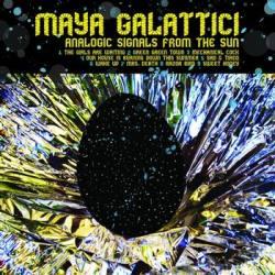 MAYA GALATTICI-ANALOGIC SIGNALS FROM THE SUN 4 - fanzine