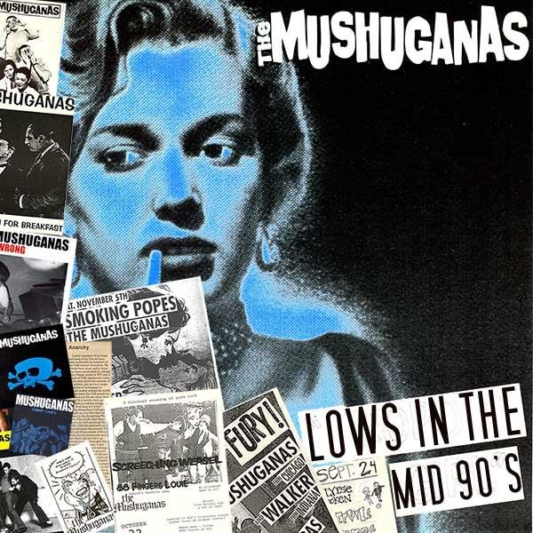 The Mushuganas-Lows in the mid 90's 4 - fanzine
