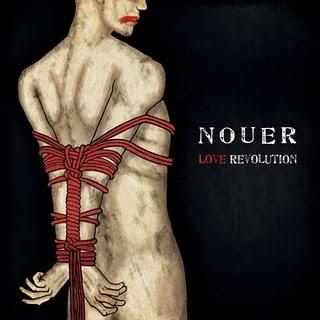 NOUER-LOVE REVOLUTION 4 - fanzine