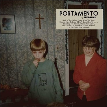 THE DRUMS-Portamento 3 - fanzine