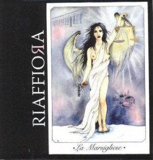 RIAFFIORA-LA MARSIGLIESE 3 - fanzine