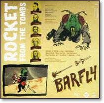 Rocket from the tombs-Barfly 4 - fanzine