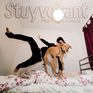 STUYVESANT-FRET SOUNDS 4 - fanzine