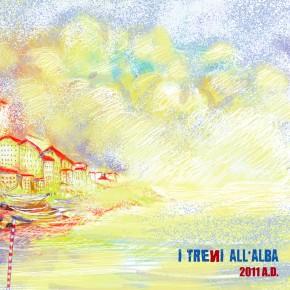 I TRENI ALL ALBA-2011 AD 4 - fanzine