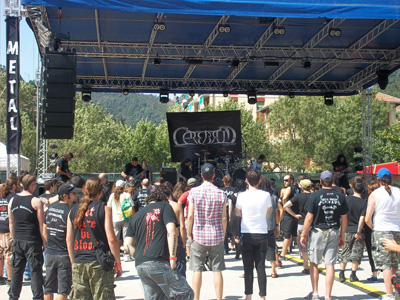 METAL VALLEY OPEN AIR FESTIVAL 7 - fanzine