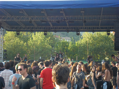 METAL VALLEY OPEN AIR FESTIVAL 9 - fanzine