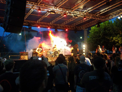 METAL VALLEY OPEN AIR FESTIVAL 10 - fanzine