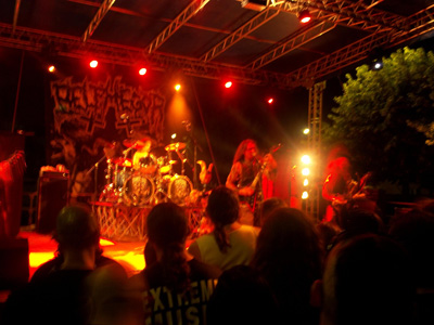 METAL VALLEY OPEN AIR FESTIVAL 11 - fanzine