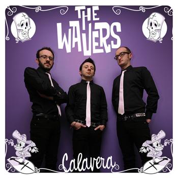 The Wavers-Calavera 3 - fanzine