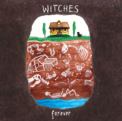 WITCHES-FOREVER 4 - fanzine