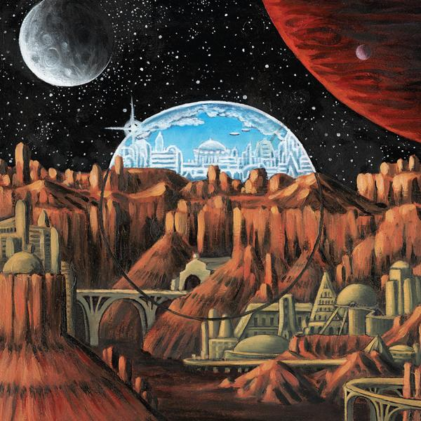 ETERNAL TAPESTRY-A World Out Of Time / Dawn In 2 Dimensions