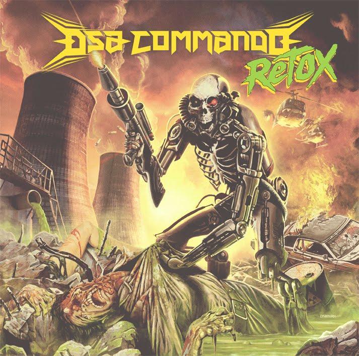 Dsa Commando-Retox