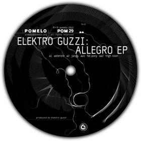ELEKTRO GUZZI-Allegro EP