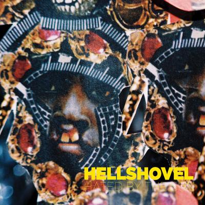 Hellshovel-Hated By The Sun