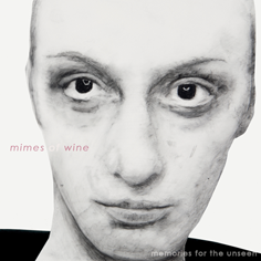 mimes of wine-memories for the unseen