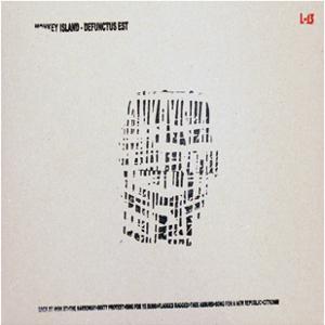 monkey island-the dublo-defunctus est-baby don't blues ep 3 - fanzine