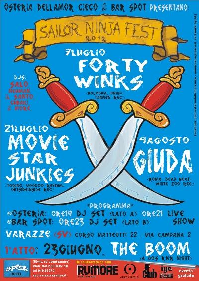 Aspettando il il SAILOR NINJA FEST 2012 2 - fanzine