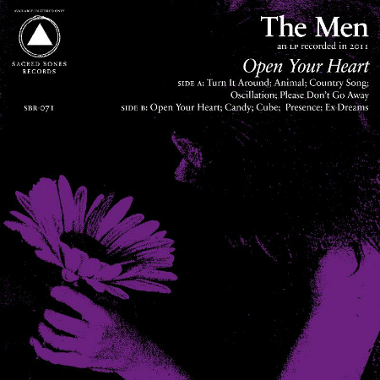The Men-Open Your Heart