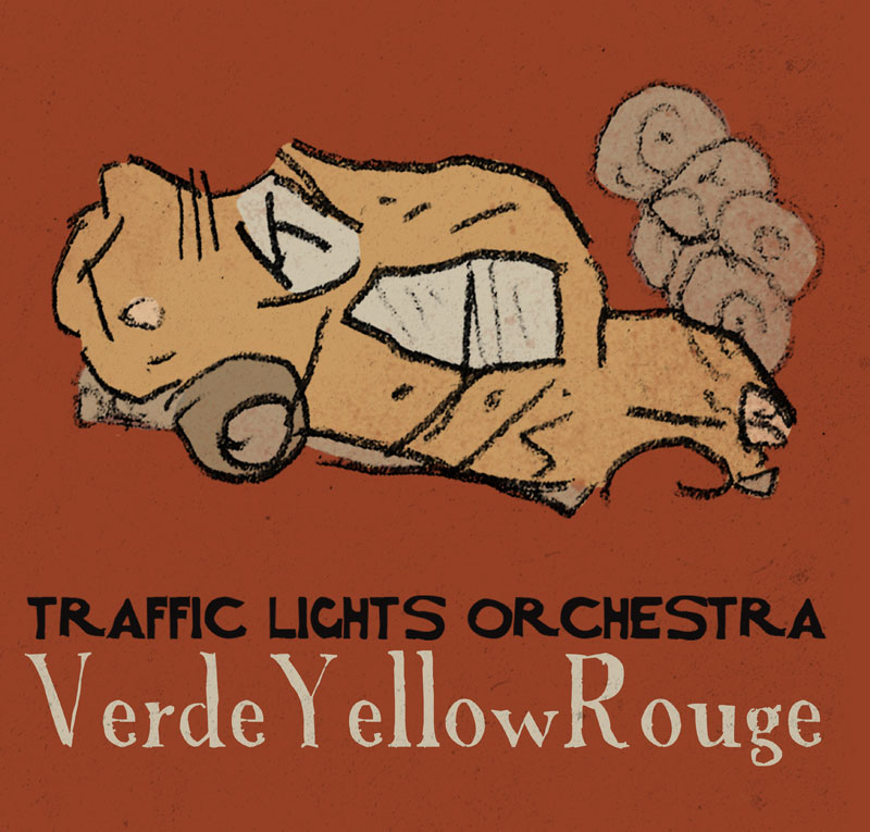 Traffic Lights Orchestra-VerdeYellowRouge