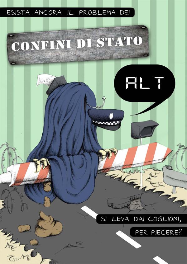 Barranca 2 - Francesco Orazzini 4 - fanzine