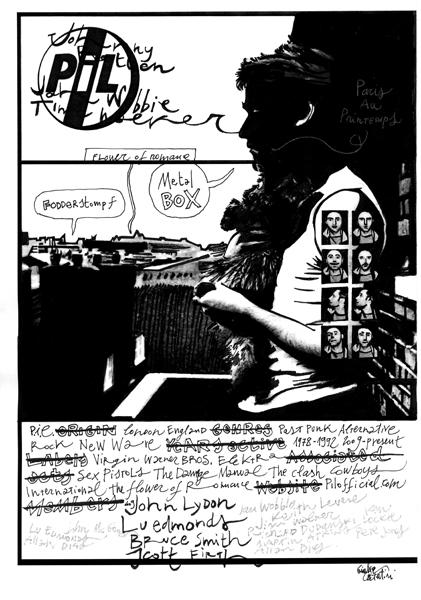 pil comics