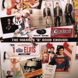 The Manges - 'R' Good Enough 1 - fanzine