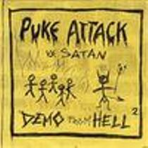 Puke Attack - Demo From Hell-Marx-Tour Of Death 2001 1 - fanzine