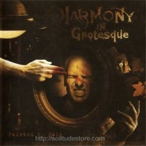 Harmony In Grotesque - Painted By Pain 1 - fanzine