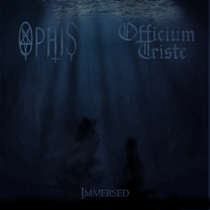 Officium Triste / Ophis - Immersed 1 - fanzine