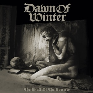Dawn Of Winter - The Skull Of The Sorcerer 1 - fanzine