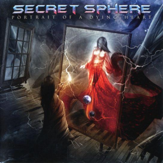 Secret Sphere - Portrait of a Dying Heart 1 - fanzine