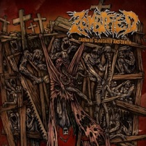 Zombified - Carnage Slaughter And Death 1 - fanzine