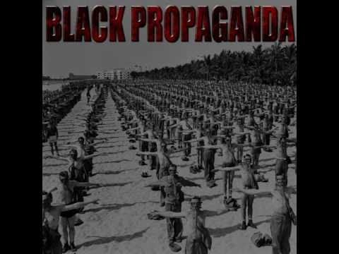 Black Propaganda - Black Propaganda 1 - fanzine