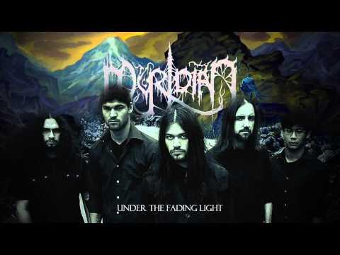 Myridian - Under The Fading Light 5 - fanzine