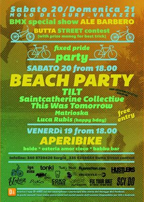 Varazze Bici Fest 2013 - Video 8 - fanzine