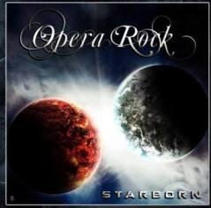 Opera Rock - Starborn 1 - fanzine