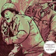 Threelakes And The Flatland Eagles – War Tales 11 - fanzine